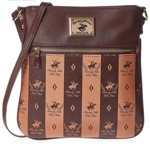 Ralph Lauren Beverly Hills Polo Club Purse